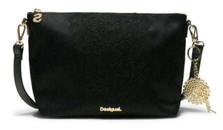 Desigual ženska ročna torbica črna Emmi Catania