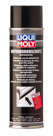Liqui Moly zaščita za podvozje Unterbodenschutz, črna, 500 ml