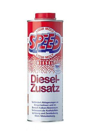 Liqui Moly čistilo za sistem vbrizga Speed Diesel Zusatz, 1 L