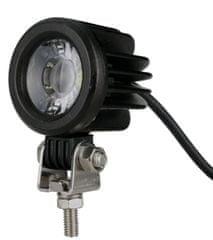 M-Tech delovna luč - Cree okrogla, 10 W, 800 lm