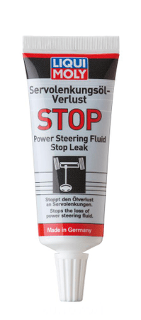 Liqui Moly dodatek proti izgubi olja volanskega sistema Servolenkungsöl Verlust Stop, 35 ml