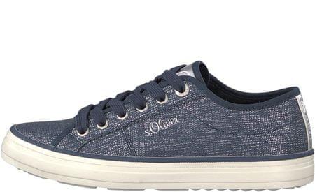 s.Oliver dámské tenisky 39 tmavě modrá