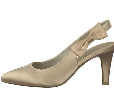 s.Oliver ženski sandali 38 zlata