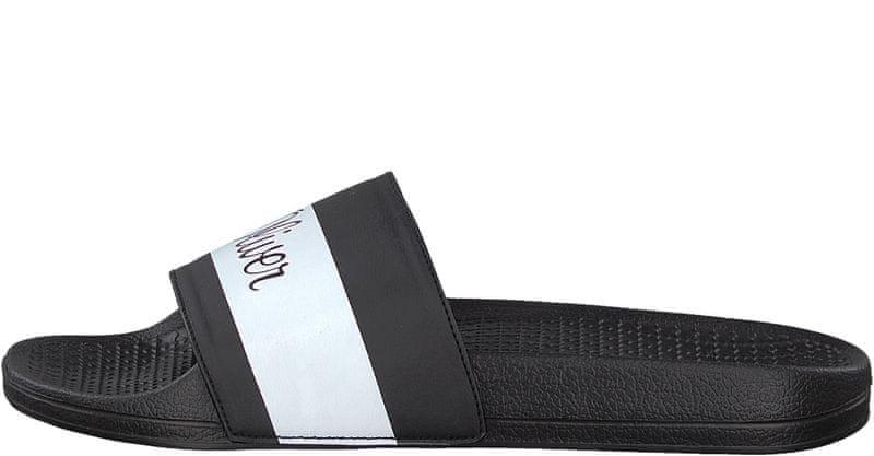 s.Oliver pánské pantofle 46 černá