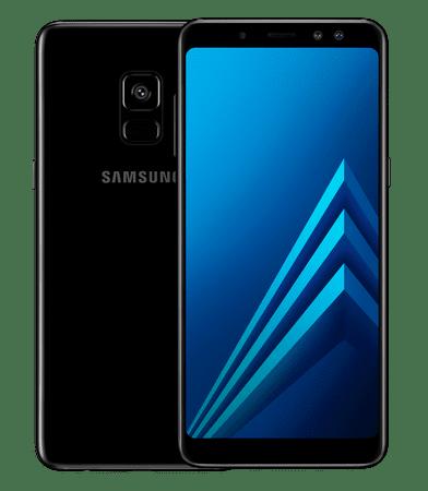 Samsung A530F Galaxy A8, Black, Dual SIM