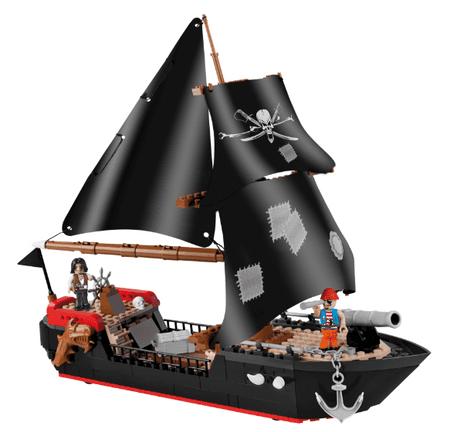 Cobi kocke Gusarska ladja