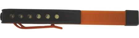 GADGET svetilka 6x LED, oblika svinčnik