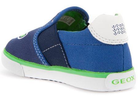 2ba5cfd20f5 Geox chlapecké tenisky Kilwi 20 modrá