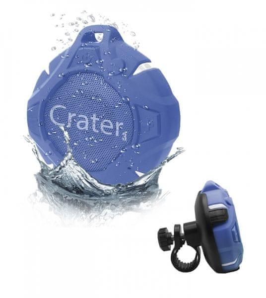 Orava Crater-3, modrá