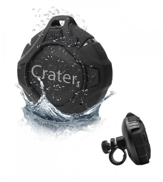 Orava Crater-3, černá