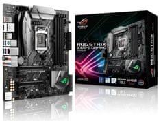 Asus osnovna plošča MB STRIX Z370-G Gaming, LGA 1151, DDR4, mATX