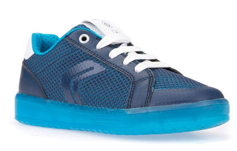 Geox chlapecké tenisky Kommodor 28 modrá