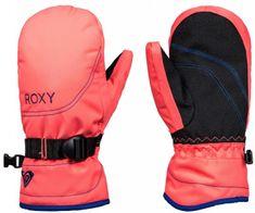 Roxy ženske rokavice Jett Grapefruit Neon