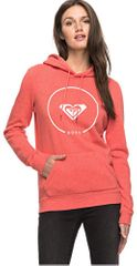 Roxy After surf fleece coral