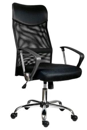 Kancelářská židle Tennessee černá