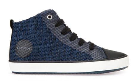 Geox buty dziecięce do kostki Alonisso 27 ciemny niebieski