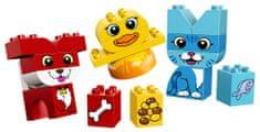 LEGO Duplo 10858 - Első házikedvencek kirakóm