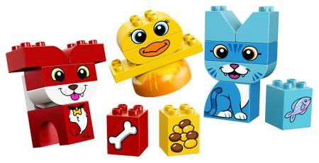 LEGO Duplo 10858 Moje pierwsze zwierzątka