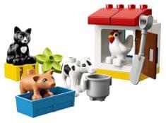 LEGO DUPLO® 10870 Zvířátka z farmy