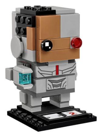 LEGO Brick Headz 41601 - Cyborg™