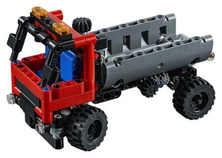 LEGO Technic 42084 Nakladalnik s kavljem
