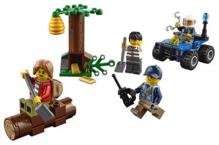 LEGO City Police 60171 Uciekinierzy w górach