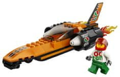 LEGO City 60178 - Sebességrekorder autó