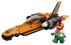 LEGO City Great Vehicles 60178 Rýchlostné auto