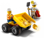 3 - LEGO City Mining 60184 Rudarska ekipa