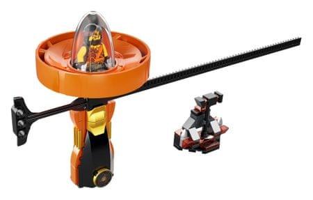LEGO NINJAGO 70637 Cole - Mojster Spinjitzuja