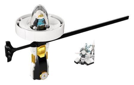 LEGO NINJAGO 70636 Zane - Mojster Spinjitzuja