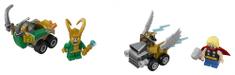LEGO Super Heroes 76091 Thor vs. Loki