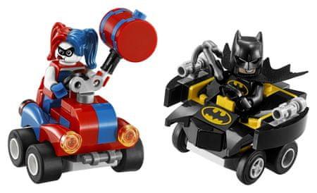 LEGO Super Heroes 76092 Mogočni mikri: Batman proti Harley Quinn