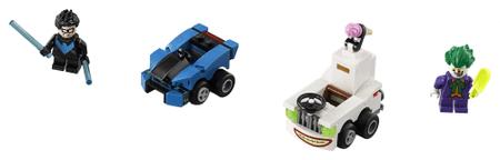 LEGO Super Heroes 76093 Nightwing™ vs. The Joker™