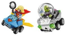 LEGO Super Heroes 76094 Mogočni mikri: Supergirl proti Brainiacu