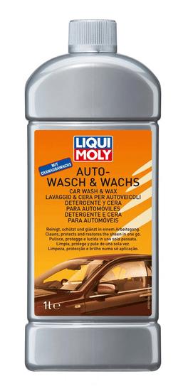 Liqui Moly šampon z voskom Auto Wasch & Wachs, 1 L