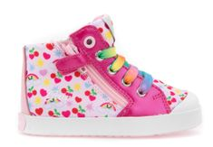 Geox lány boka tornacipő Kilwi
