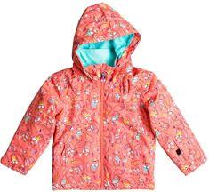 ROXY Mini Jetty Jk K Snjt Nkn9 Neon Grapefruit kabát