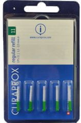 Curaprox Regul Refill 11 Green (1,1 - 2,5 mm) 5 ks