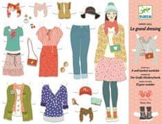 Djeco zestaw kreatywny Duża garderoba