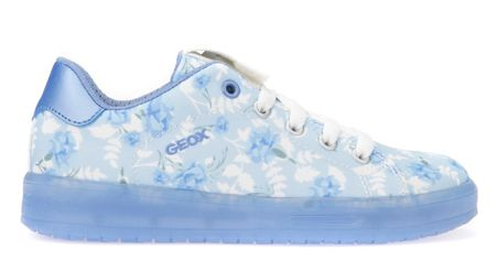Geox tenisówki dziewczęce Kommodor 32 niebieskie