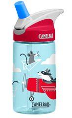 Camelbak otroška steklenica Eddy, Zgage v avionu