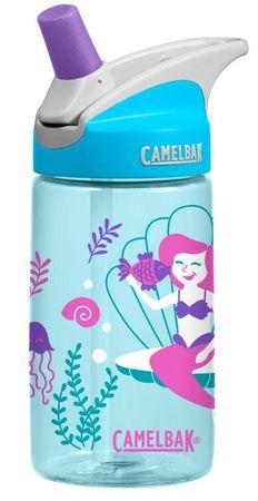 Camelbak otroška steklenica Eddy, Morska deklica
