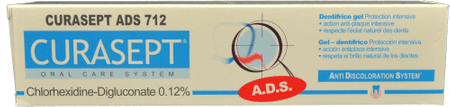 Curaprox zobna pasta Curasept ADS 712, 75 ml