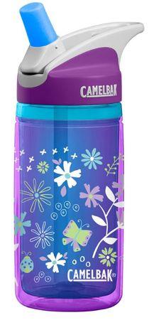 Camelbak otroška termovka Bottle TERMO, 0,4 l, Vijolične rože