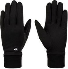 Quiksilver moške rokavice Hottawa, črne