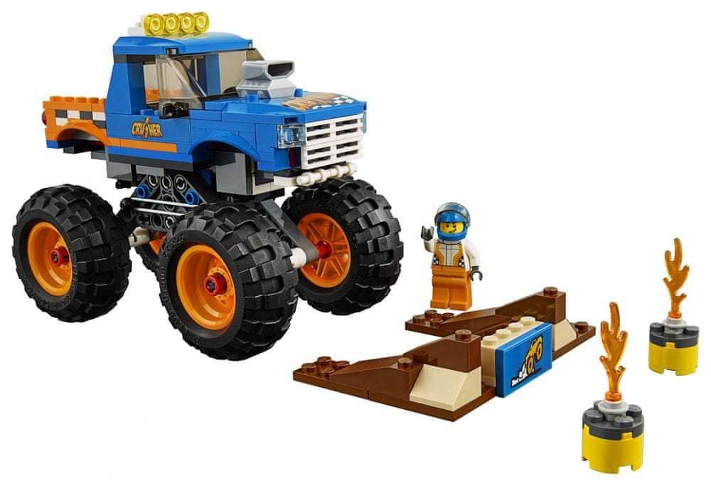 LEGO City Great Vehicles 60180 Monster truck