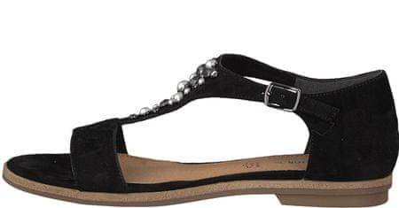 s.Oliver ženski sandali, 36, črni