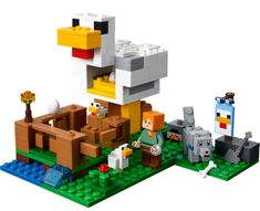 LEGO Minecraft 21140 Kokošnjak
