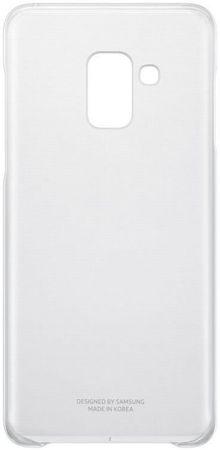 Samsung Clear Cover pro Galaxy A8 2018, Transparent (EF-QA530CTEGWW)